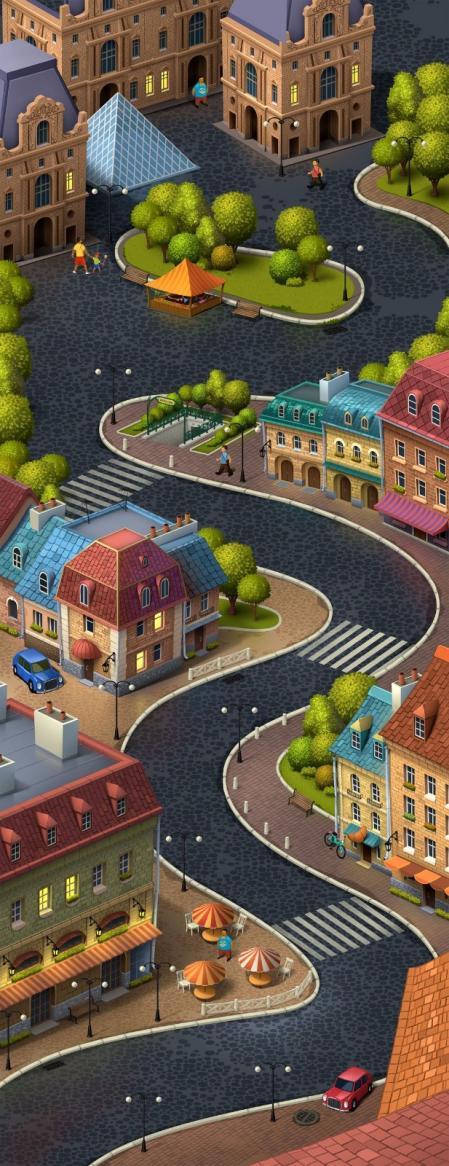 特色游戏素材设计图片
