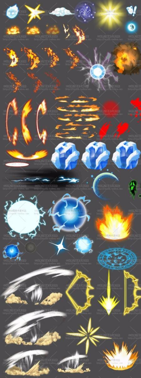 最流行游戏素材如何设计