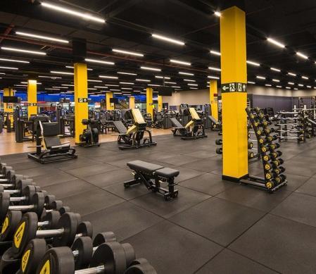 创意设计健身房