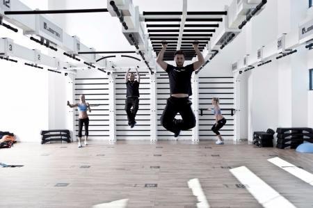 健身房图片设计