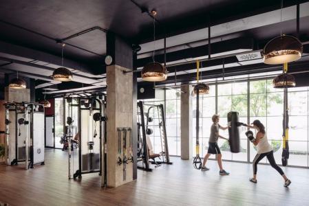 健身房设计免费