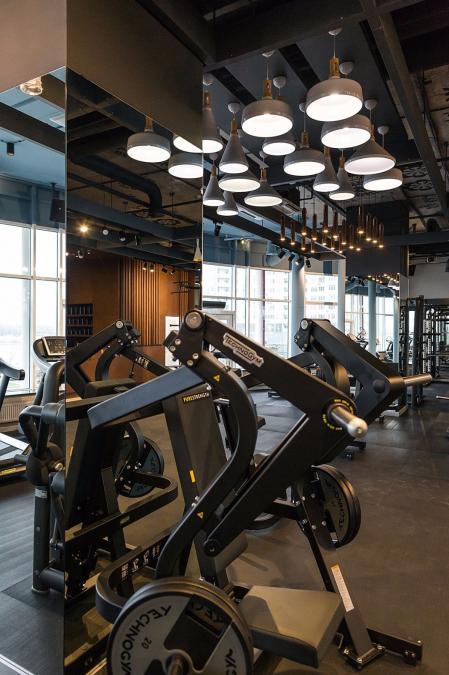 健身房设计参考