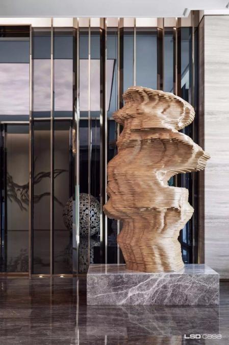 雕塑 设计素材