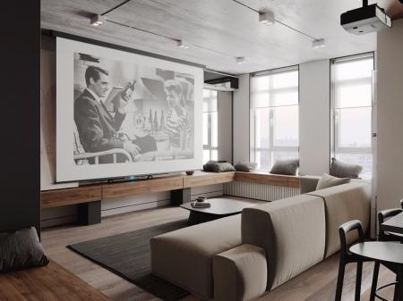 设计效果国 客厅