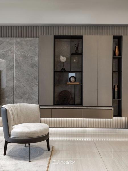 特色客厅设计灵感图