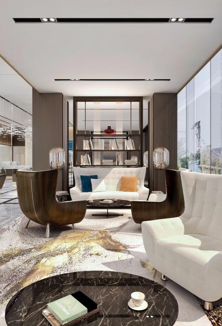 高端客厅设计素材