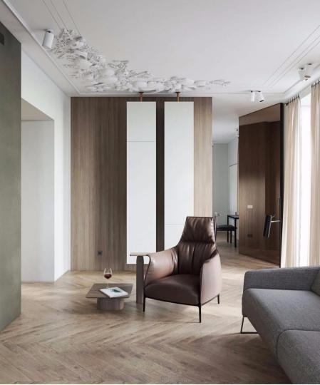 高端客厅设计图库