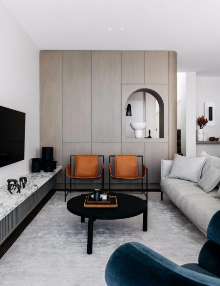 高端客厅设计案例