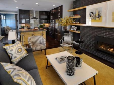 高端客厅素材设计