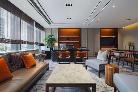 高端客厅高清图设计