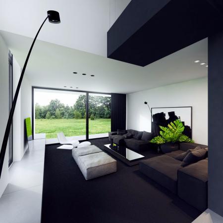 高端客厅设计图设计