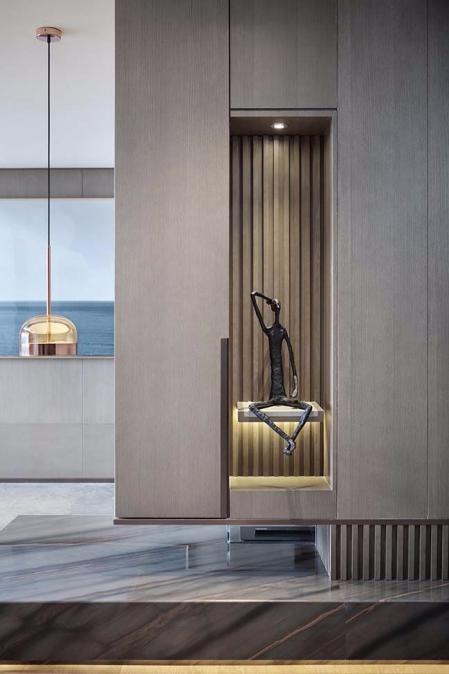 高端客厅作品集设计