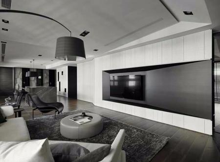 高端客厅图片 设计