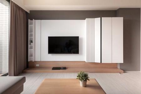 高端客厅图纸 设计