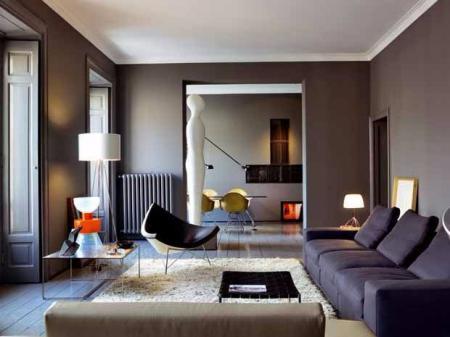 高端客厅效果国 设计