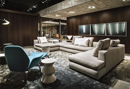 高端客厅怎么设计