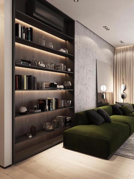 个性客厅高清图设计