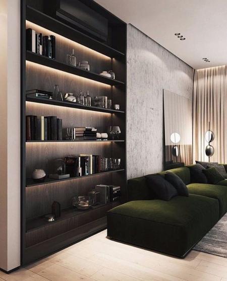 个性客厅高清图 设计