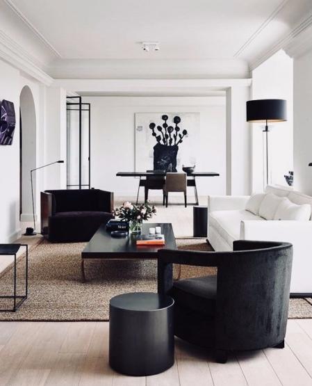 流行客厅设计素材