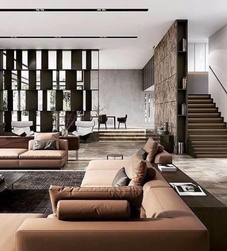 流行客厅设计制作