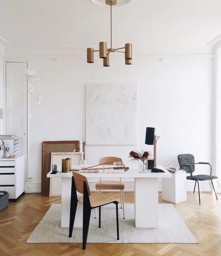 流行客厅设计高清图
