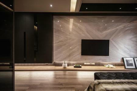 流行客厅设计搞图