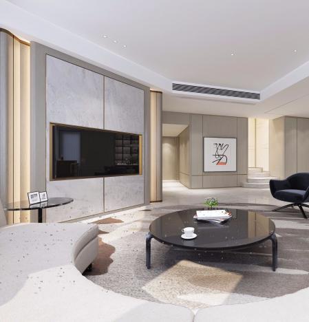 流行客厅图片设计