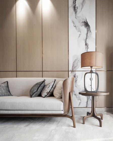 流行客厅素材 设计