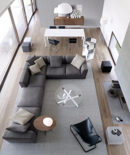 流行客厅制作 设计