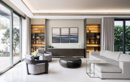 流行客厅如何设计