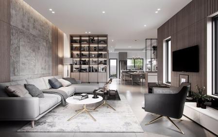 最流行客厅设计