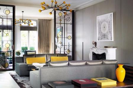 最流行客厅设计参考