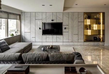 最流行客厅设计大全