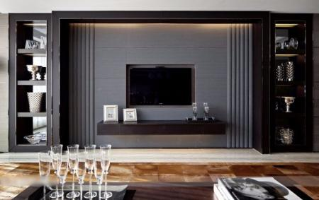 最流行客厅设计案例
