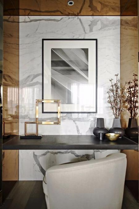 最流行客厅设计搞图