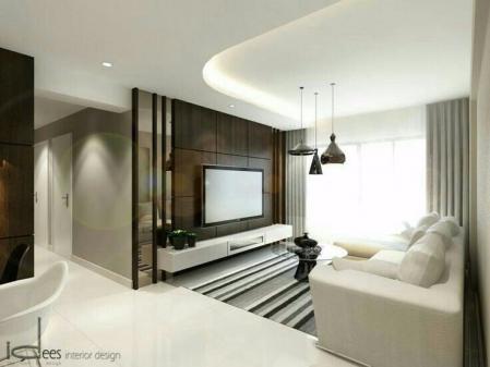 最流行客厅图片设计