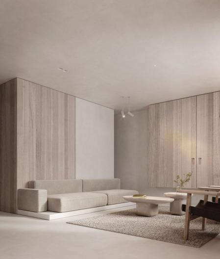 时尚客厅设计图