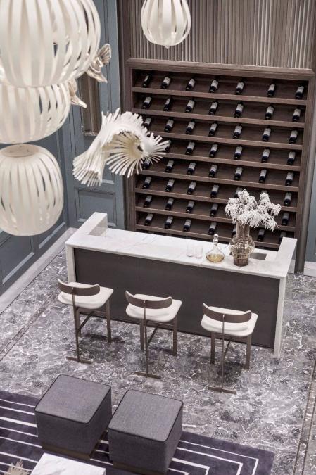 时尚客厅设计图库