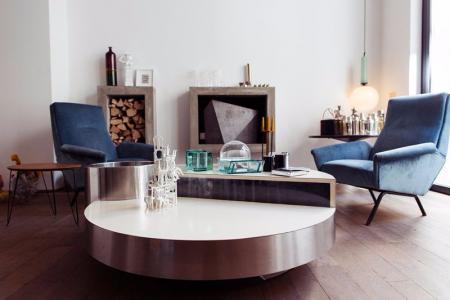 时尚客厅案例 设计