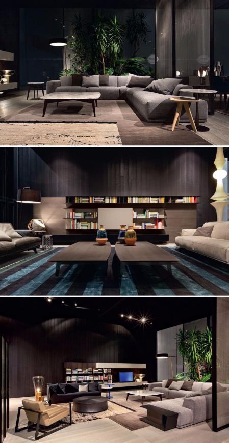网红客厅素材 设计