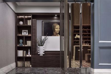 小清新客厅图片