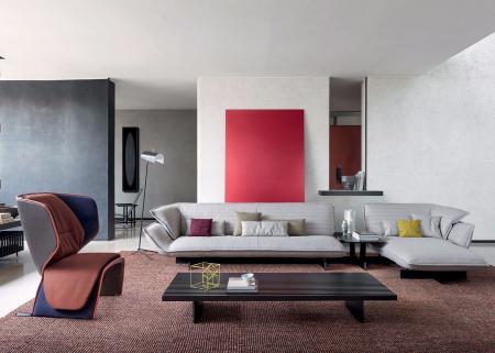 小清新客厅高清图设计