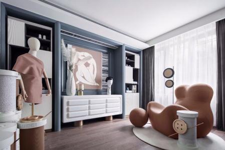 小清新客厅图设计设计