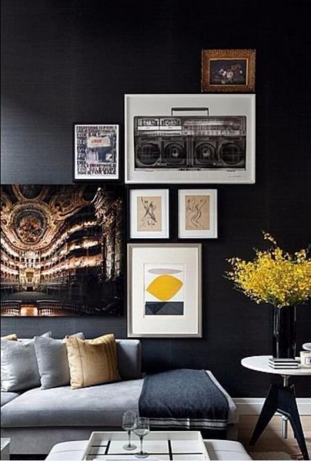 小清新客厅灵感图设计