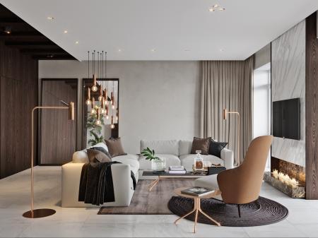 小清新客厅灵感图 设计