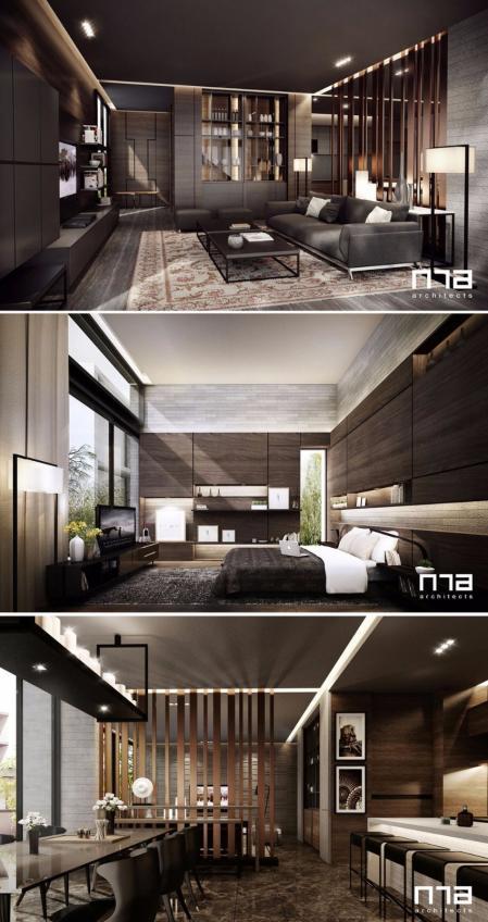 小清新客厅设计免费
