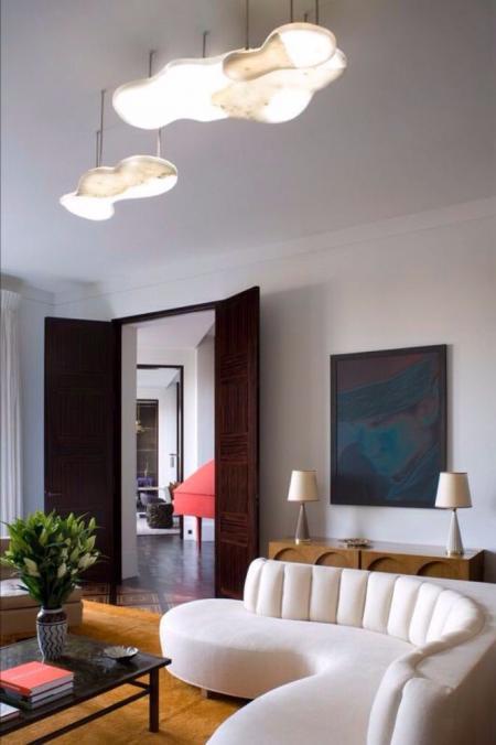 高档客厅设计灵感图