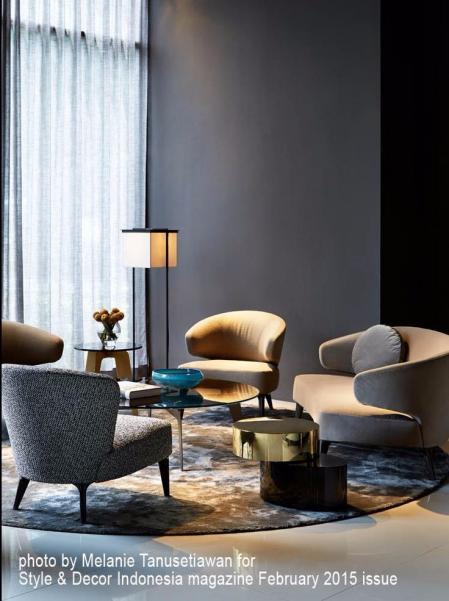 高档客厅素材设计