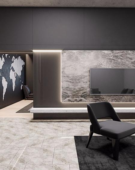 高档客厅制作设计