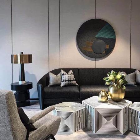 高档客厅设计图设计